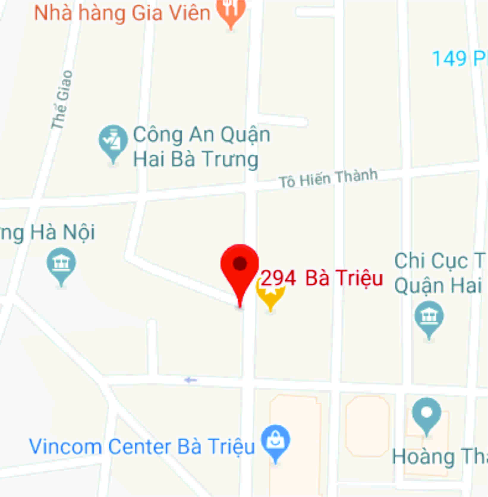 map187 Thương hiệu VHD dịch thuật công chứng uy tín chất lượng VHD Hà Nội